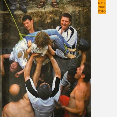 """Coperta """"Evenimentul Zilei"""" Foto - 2011"""